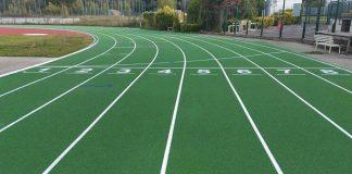 Pista di atletica Stadio Olindo Galli Inaugurazione pista di atletica di Tivoli