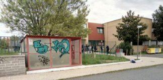 Scuola Alberto Manzi Villalba di Guidonia Evacuate scuole a Villalba e Tivoli Terme