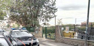 Evacuate le scuole a Villalba e Borgonovo. Nella foto l'istituto di via Rieti