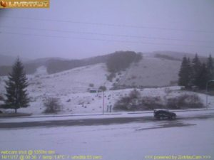 Neve monte Livata, foto www.livata.it FB Monte Livata