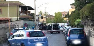 rapina a villa adriana