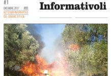 Informativoli, primo numero monografico sul Piano emergenza comunale