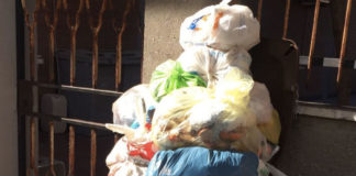 Emergenza rifiuti a Guidonia Montecelio