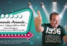Mi manda Armando Albanesi