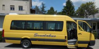 Sportello scuolabus di Tivoli