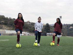 Tivoli Calcio i nuovi kit della squadra femminile