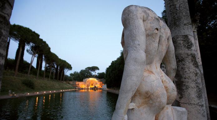 Villa Adriana, il primo sito Unesco di Tivoli