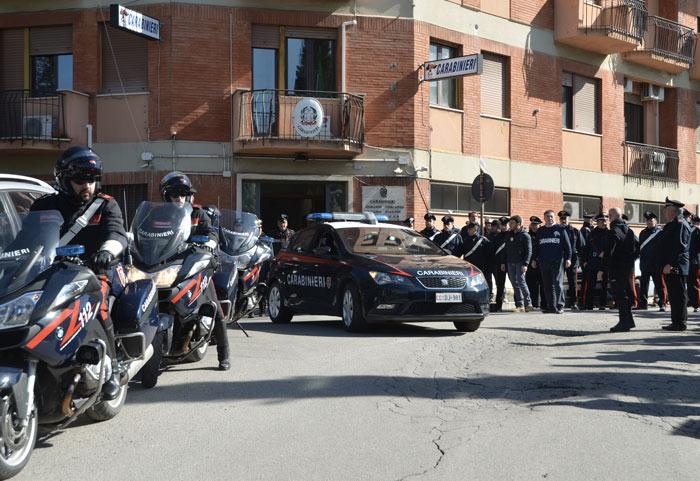 Giacomo Cascalisci Cosa Nostra Tiburtina, maxi operazione dei carabineiri di Tivoli