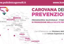 La Carovana della Prevenzione a Tivoli