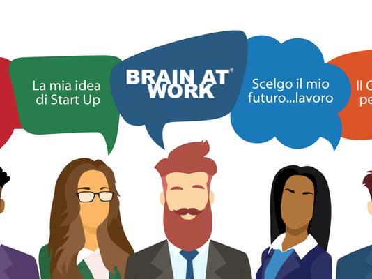 'Brain at Work Roma Edition'