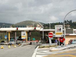 autostrade svincolo di Tivoli