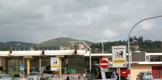 autostrade svincoio Tivoli