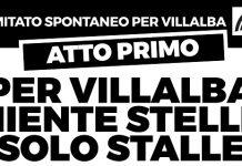 Nuova protesta a Villalba di Guidonia