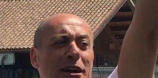 Andrea Di Giovanni il tecnico della Tivoli Calcio
