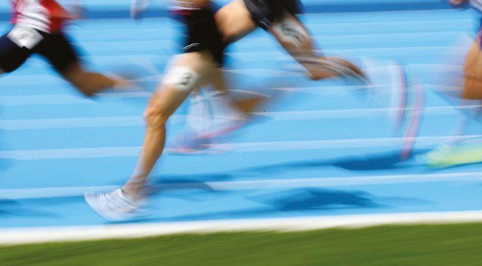 atletica a Tivoli