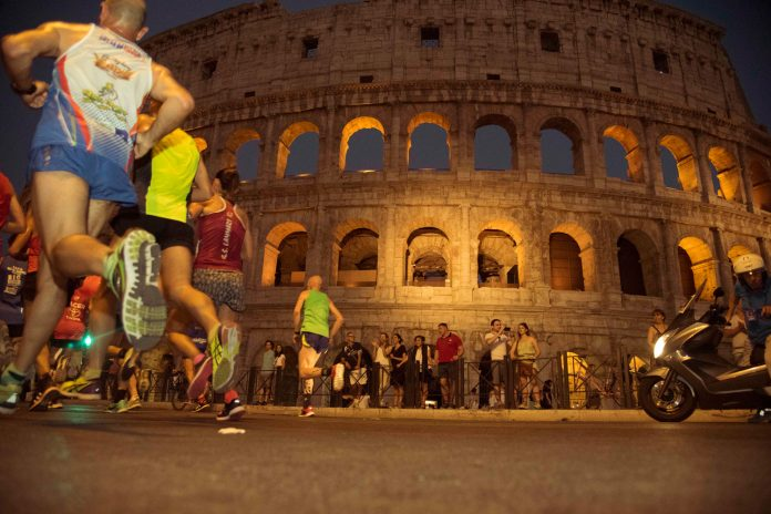 mezzamaratona di roma