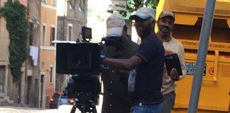 A Tivoli un set di Bollywood. Dall'India è arrivata la produzione di @Narthanasala