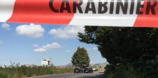 incidente mortale via Trento