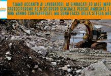 Il Polo Civico contro l'Amministrazione 5Stelle sulla questione cave