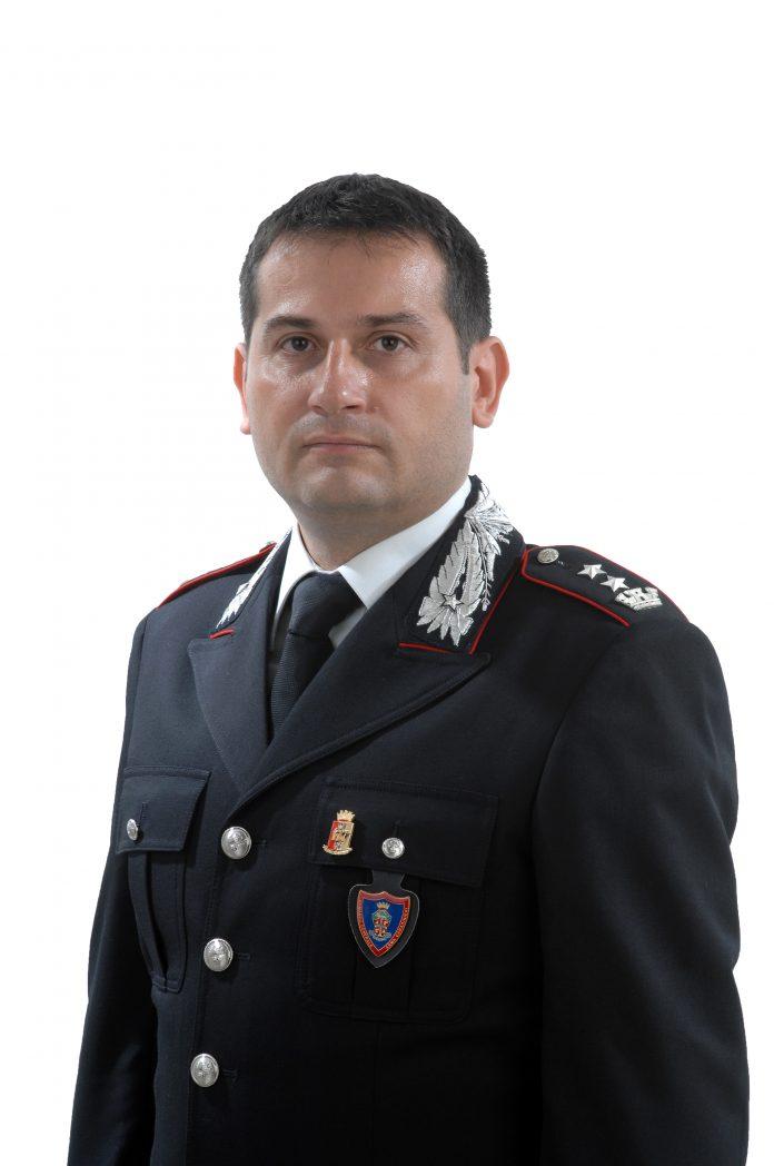 Il Tenente Colonnello Salvatore Sauco e' il nuovo Comandante del Gruppo Carabinieri di Frascati
