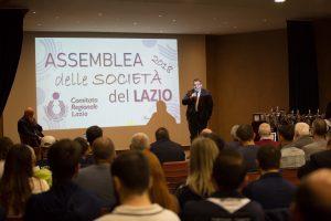 Andrea Burlandi,presidente FIPAV Lazio