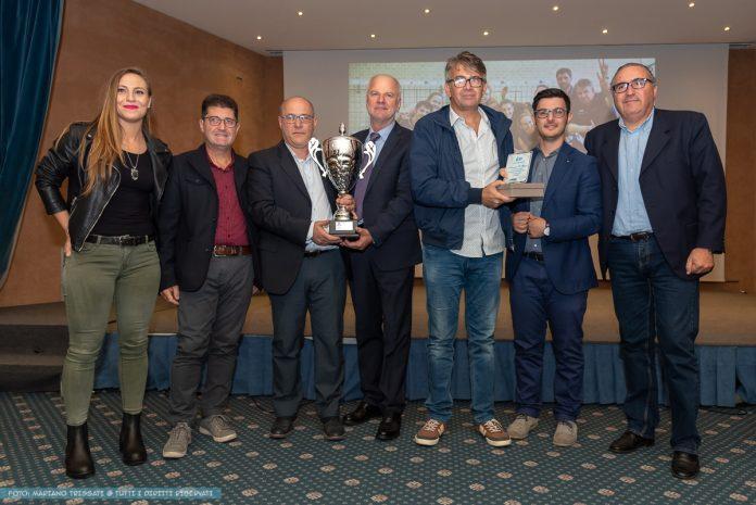 La premiazione dell'Andrea Doria di Tivoli
