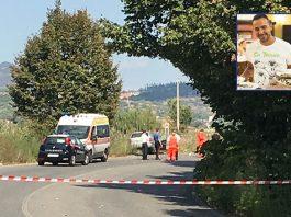 Incidente mortale su via Trento, nel riquadro Massimiliano Bonansingo