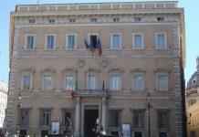 Palazzo Valentini, sede della Città Metropolitana