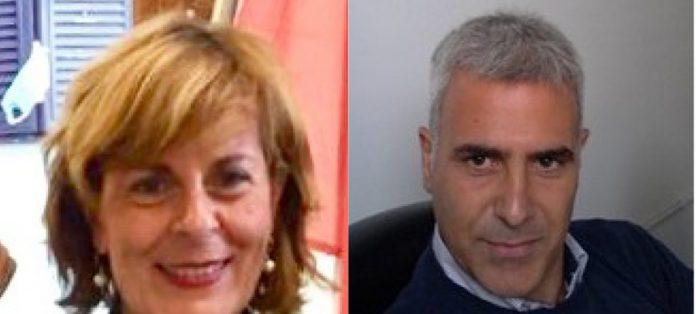 Carola Pasquali e Rocco Olivadese