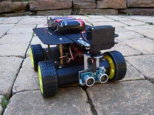 Arduino e robot