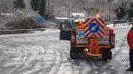 Percile sotto la neve, protezione civile in azione. FOTO Anvvfc Vicovaro