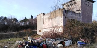 Ponte Lucano tivoli discarica plauzi 4