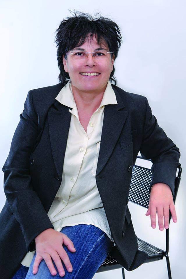 Anna Angelini, portavoce del circolo guidoniano di Italia in Comune