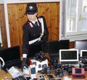 Banda di transessuali sgominata dai carabinieri. Arresti a Roma, Tivoli e Montesilvano