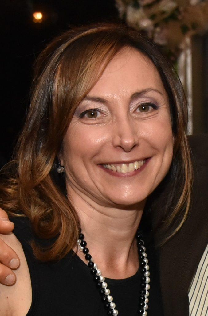 Rosa Saltarelli, oncologa presso l'ospedale di Tivoli