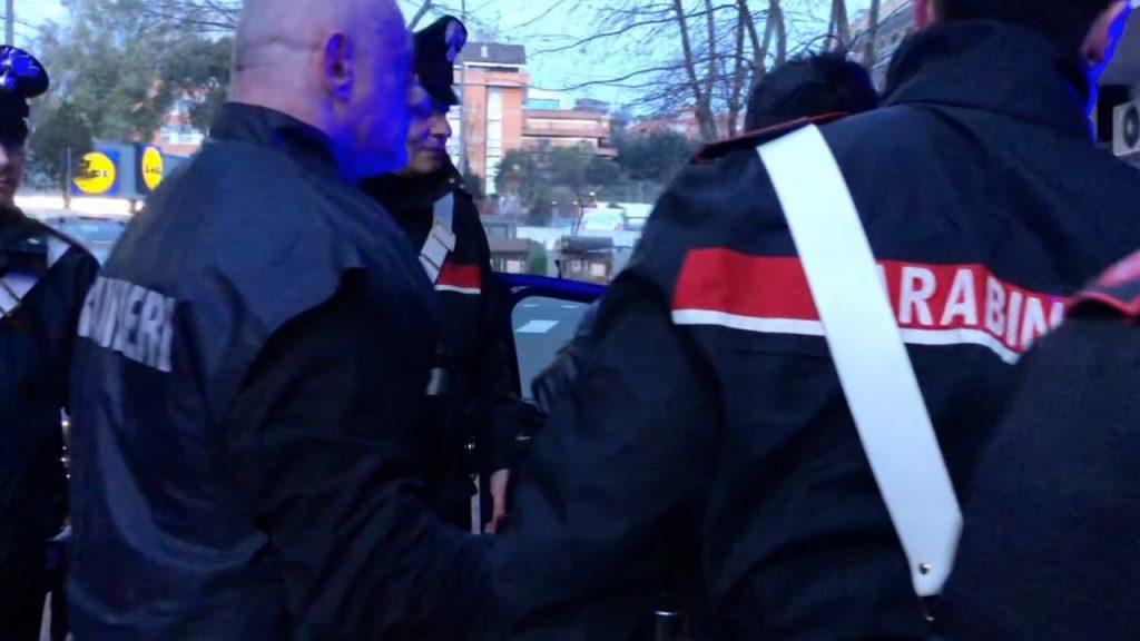 TIVOLI - Le attività dei Carabinieri