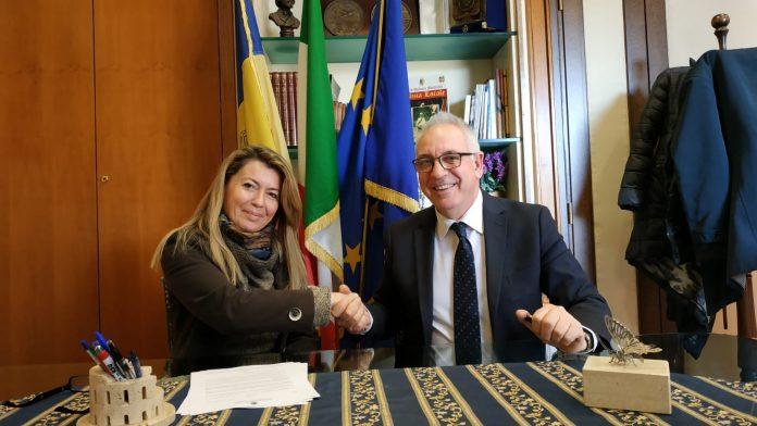 Il nuovo assessore all'Ambiente di Guidonia Montecelio, Manuela Bergamo