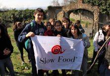 I Giovani Custodi della Biodiversità con Slow Food alla scoperta del Pizzutello di Tivoli
