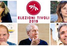 Elezioni Tivoli - candidati al consiglio comunale di tivoli