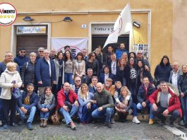 Comitato elettorale del Movimento 5 Stelle di Tivoli
