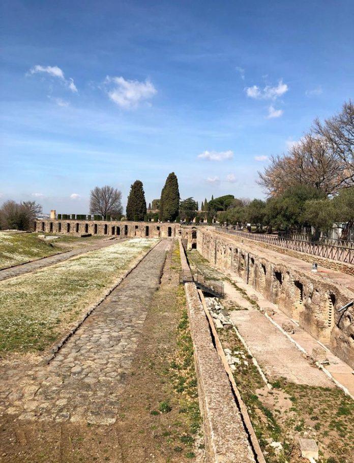 Villa Adriana: cento camerelle