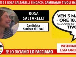 Rosa Saltarelli Movimento 5 Stelle