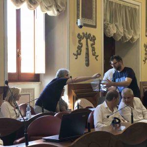 Prima votazione per il presidente del consiglio comunale di Tivoli