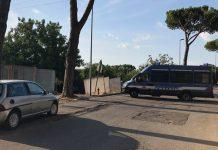 Polizia, carabinieri e polizia locale hanno presidiato il quartiere dell'Albuccione