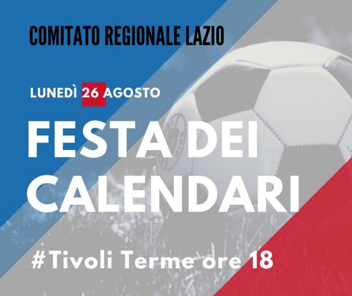 festa dei calendari 2019 2020