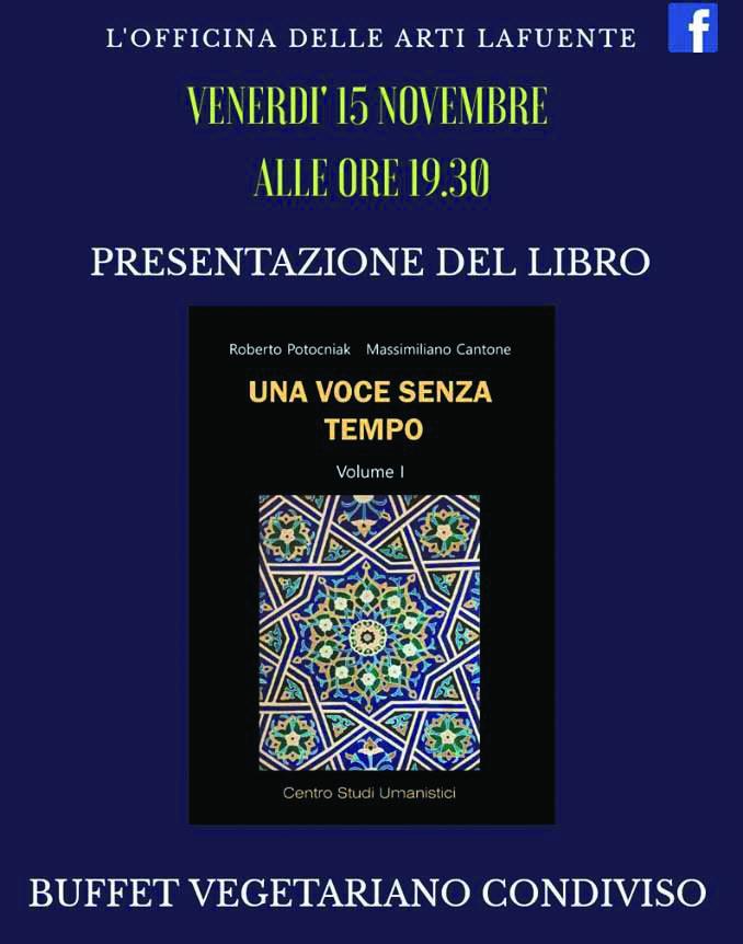"""Tivoli presentazione del libro """"Una voce senza tempo"""" - Notizialocale.it"""