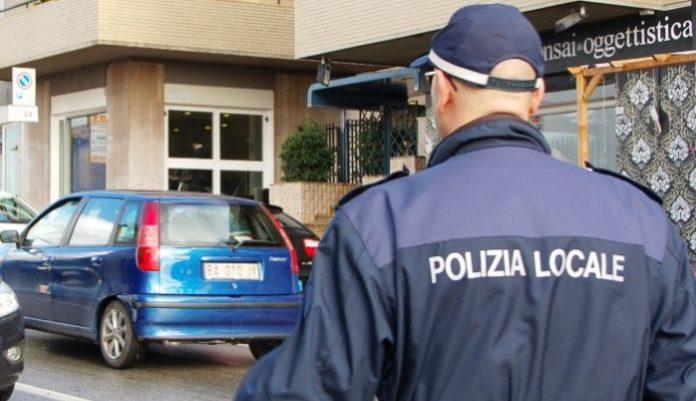 Polizia locale di Tivoli
